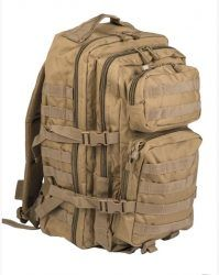 Mil-Tec Us Assault Pack - Mochila tipo militar, Unisex Hiking Backpack, Backpack Bags, Army Rucksack, Unisex, Army Shop, Gym Bag Essentials, Schuster, Assault Pack, Military Army