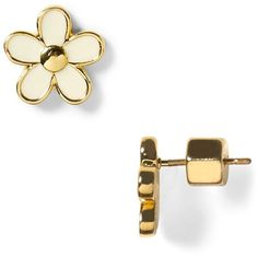 Marc by Marc Jacobs Daisy Studs Marc Jacobs Daisy, Designer Earrings, Designing Women, Women's Earrings, Studs, Gold Rings, Jewelry Accessories, Kitsch, Nice