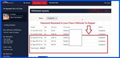 A Real Proof Of Earning Withdrawal From Traffic Monsoon... Find Out More here http://debalinabakshi.com/tms/