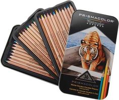 Before you think of buying watercolor pencils take a look at our review of the top five sets...