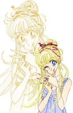 Sailor Moon - Minako  #sailorvenus #mina
