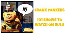 Crank Yankers- 101 Shows to Watch on Hulu #watchtvonline Watch Tv Online, Frosted Flakes