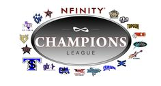 Teams that will be competing in the champions league (28):   WC Shooting Stars, Georgia Allstars, TGLC, Ace warriors, CEA SSX, ECE medium coed, Stingray Orange, MD twisters F5, Woodlands elite generals, Cali coed, GBE lime, Brandon senior black, ICE lady lightning, Cali Lady Bullets, Stingrays Peach, CEA Coed Elite, WC Odyssey, Cali Smoed, SOT Med Coed, CA Panthers, Cali Aces, GT Platinum, MD Twisters Reign, WC Suns, CEA Senior Elite, CA Cheetahs, Rockstar Cheer The Beatles, T Obsession