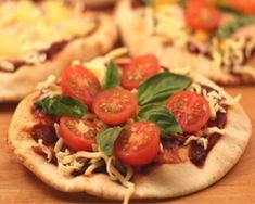 Pocket pizzas recipes - After school snacks