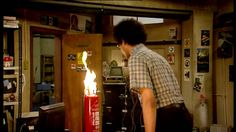 The IT Crowd - Series 1 - Episode 2: Fire!