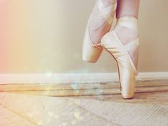 Shoes pointe