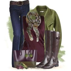 Winter Fashion Trends 2014 2015 for Women