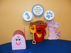 Blue's Clues Inspired Party Set