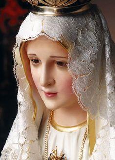 Porque hoje é o dia dela... 13/05 dia de Nossa Senhora de Fátima
