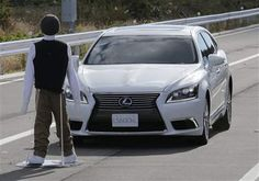 Toyota Motor Corp. is testing car safety systems that allow vehicles to communicate with each other and with the roads they are on in a just completed facility in Japan the size of three baseball stadiums.