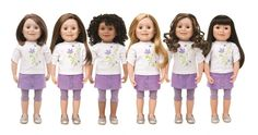 Maplelea™ is a distinctly Canadian play experience featuring a collection of premium play dolls that celebrate our country's spirit and identity. Graphic Sweatshirt, Dolls, Celebrities, Collection, Google Search, Puppet, Celebs, Doll, Baby