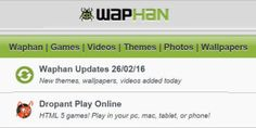 Waphan - Free Games, Videos, Apps Download - Waphan.com