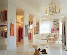 The House I Dream of    Closet Overload