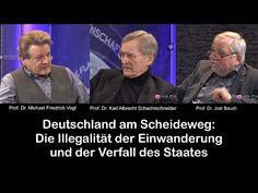 Karl Albrecht Schachtschneider & Jost Bauch: Einwanderung oder Souveränität - YouTube