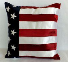 Amerikan bayraklı yastık e.bay da satışta.