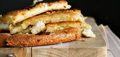 Μπατζίνα Πίτα Greek Recipes, Pie Recipes, Dessert Recipes, Cooking Recipes, Crustless Pie Recipe, Greek Pastries, Zucchini Pie, Greek Sweets, Food Processor Recipes