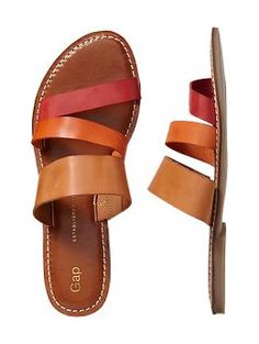 Strappy sandals   Gap