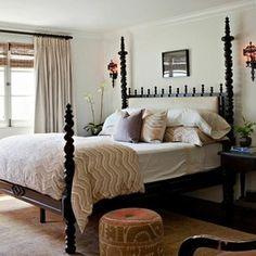 Mediterranean Bedroom by Brown Design Group