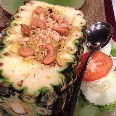 Pineapple rice!