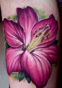 Image from http://www.yourtattoos.org/wp-content/uploads/2013/07/Pink-Lily-Tattoo.jpg.
