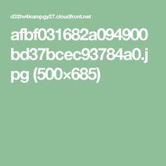 afbf031682a094900bd37bcec93784a0.jpg (500×685)
