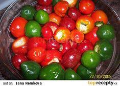 Feferonová pasta - Pálihub recept - TopRecepty.cz Pasta, Stuffed Peppers, Vegetables, Food, Veggies, Vegetable Recipes, Meals, Stuffed Pepper, Noodles