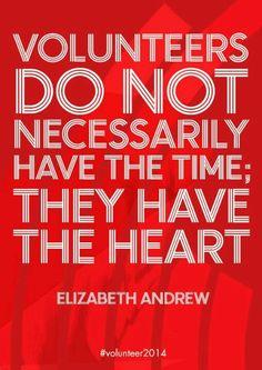 Volunteering is so important to us. Always #Volunteer, Always #MatterMore