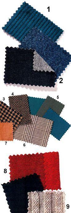 Виды тканей и их свойства, определение материала | pokroyka.ru-уроки кроя и шитья