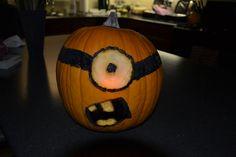 Jaylyn's pumpkin