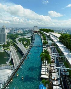 Top 10 Home Improvement Tips Every Homeowner Should Know Pool on floor Bay Sands, Singapore….this is one great pool! Sands Singapore, Visit Singapore, Singapore Travel, Wanderlust Singapore, Swimming Pool Designs, Swimming Pools, Beautiful Hotels, Beautiful Places, Singapore
