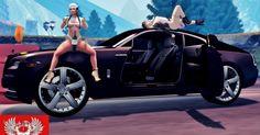 V.M.Wraithycers http://maps.secondlife.com/secondlife/Golden%20Dawn/53/108/21  Hello,  thanks for choosing our cars Vix Mo...