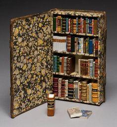 Libro para guardar libros.