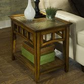 Found it at Wayfair - Andorra End Table