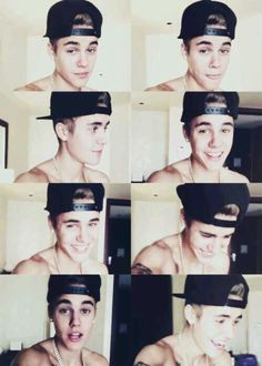 His laugh in this was perfect