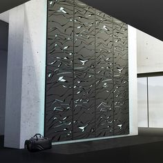 Nova Rock Climing Wall  ~ Lunar Rethinks Rock Climbing Walls, Making Them Slicker And Smarter.  Lunar Europe gives the climbing wall an aesthetic that blends into modern spaces. And of course, it's controlled with an iPhone app.