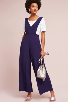 Shop the Apron Wide-Leg Jumpsuit and more Anthropologie at Anthropologie today. Read customer reviews, discover product details and more.