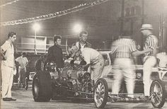 Freight Train dual engine dragster