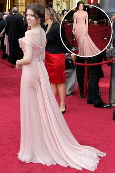Anna Kendrick In Elie Saab Couture at the 2010 Academy Awards - ELLE.com