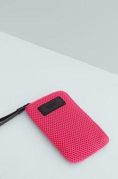 Mango - Etui na telefon różowe Aquac