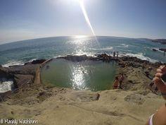 1000 Steps Beach, Laguna, CA // maddyjay.wordpress.com