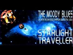 "The Moody Blues - ""Starlight Traveller"" Live with the San Diego Symphony Orchestra Starlight Bowl, San Diego September 29, 1994 Moody Blues boots have always..."