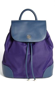 Tory Burch 'Robinson' Backpack available at #Nordstrom