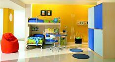Jungen Kinderzimmer Gestalten  Ein Zimmer Voller Farben Und Liebe Für Einen  Kleinen Jungen
