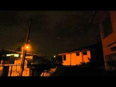 CONTACTO EXTRATERRESTRE: AVISTAMIENTO OVNI EN VERACRUZ (VIDEO, MAYO 2013)