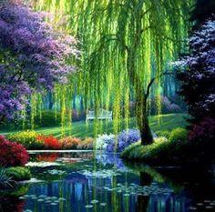 Monet's Garden in France-beautiful