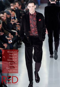 NYFW SS 15 RED NYC MICHAEL