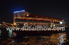 Bateaux Dubai would have given you immense pleasure for sure! It's time to try our Dhow cruise Dubai now!