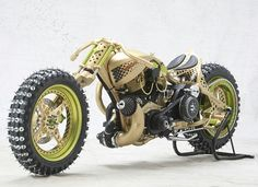 Turbocharged Seppster 2 Ice Racer by TGS Motorcycles