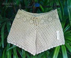 Lace Shorts, Crochet Top, Tops, Women, Fashion, Crochet Shorts, Moda, Fashion Styles, Fashion Illustrations