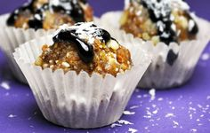 Girl Scouts.  I love your cookies, but I love these Samoas more.  I'll give you a donation and make these instead.